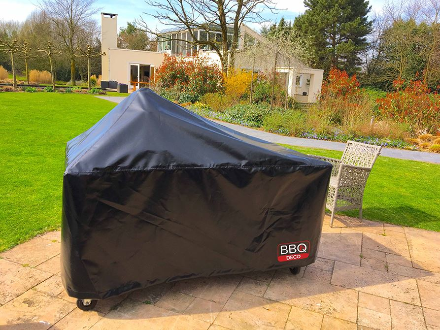 Barbecues barbecue afdekhoes producten 10 betonnen barbecue for Afdekhoes tafel