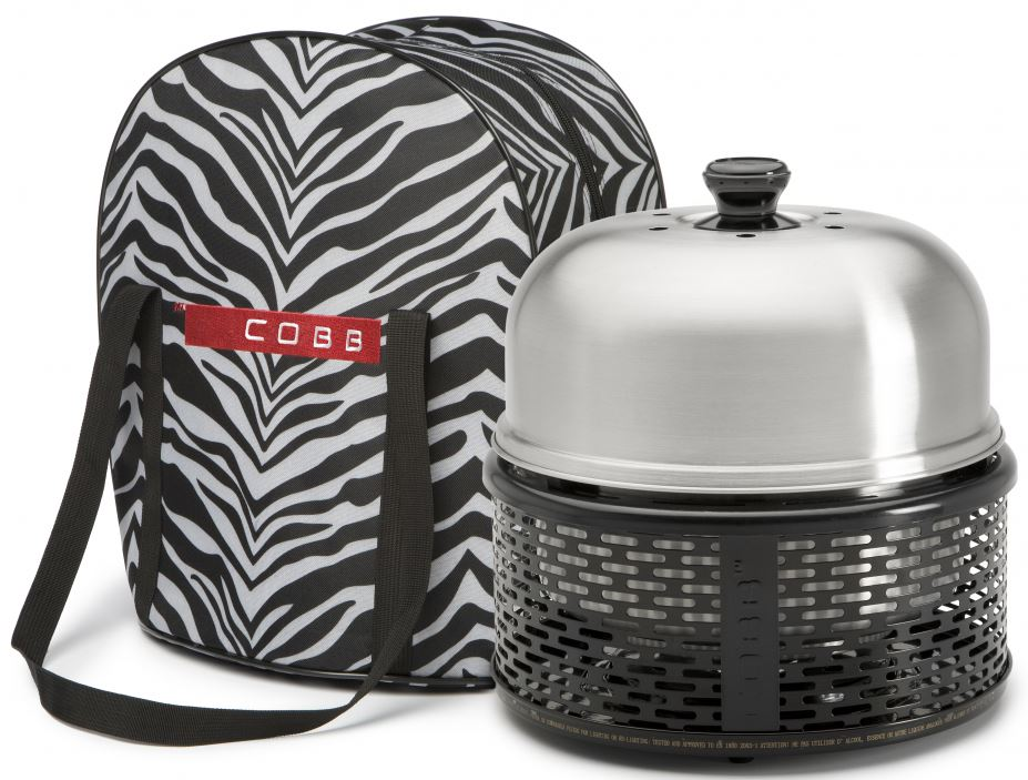 Cobb losse tas XL zebra