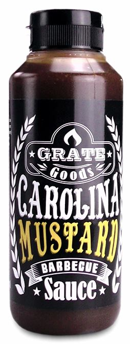 Grate Goods Carolina Mustard sauce 775ml